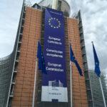 Poprvé v bruselu